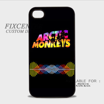 Arctic Monkeys Spectrum Logo - iPhone 4/4S Case
