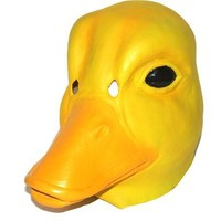 Duck Latex Animal Mask