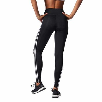 Adidas Ladies' 3 Stripe Active Tight