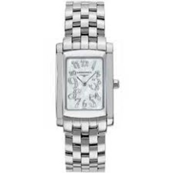 Longines Dolce Vita Ladies Quartz Watch L5.502.4.07.6