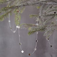 Mirrored Hanging Garland