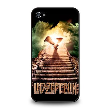 LED ZEPPELIN STAIRWAY TO HEAVEN iPhone 4 / 4S Case Cover