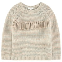 Chloe Girls Fancy Knitted Sweater (Mini-Me)