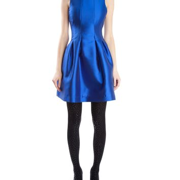 Cynthia Rowley - High Neck Short Dress | Dresses by Cynthia Rowley