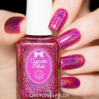 Cupcake Polish Some Berry To Love Nail Polish (Berry Patch Collection)