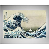 The Great Wave Poster - Spencer's