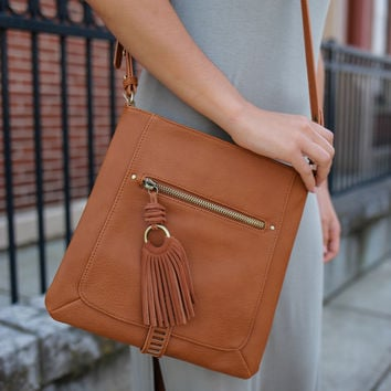 Out & About Bag - Camel