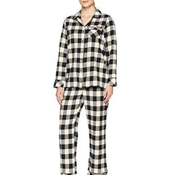 Woolrich Womens First Light Flannel Pajama Set