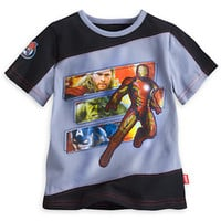 Avengers: Age of Ultron Fashion Tee for Kids