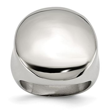 Circular Form Ring in Stainless Steel - 15 Mm