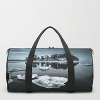 Only pieces left Duffle Bag by happymelvin