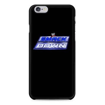 Wwe Smackdown Logo 2 iPhone 6/6s Case
