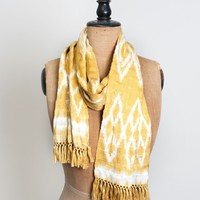 Ana's Scarf, Mustard - Noonday Collection