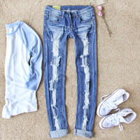 The Saturday Jean
