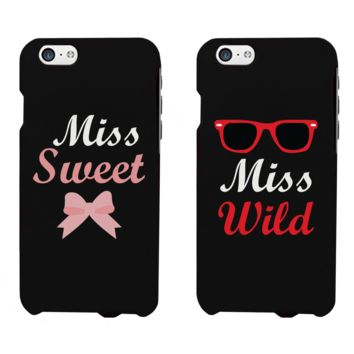 Miss Bow Sunglass Phone Cases