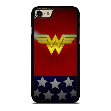 WONDER WOMAN LOGO 2 iPhone 7 Case Cover