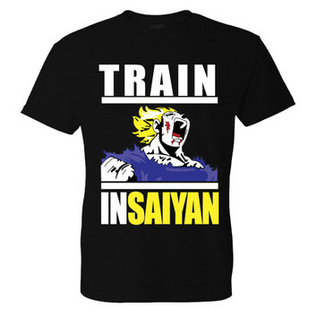 TRAIN INSAIYAN [T-shirts & Tank tops]