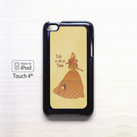 Beauty And The Beast Tale Old For Ipod 4/Ipod 5 case ZG