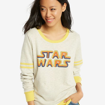Star Wars Classic Logo Athletic Pullover