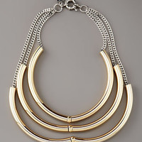 Giles & Brother - Triple Tube Necklace - Bergdorf Goodman