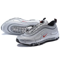 Trendsetter Nike Air Max 97 CR7  Women Men Fashion Casual Sneakers Sport Shoes