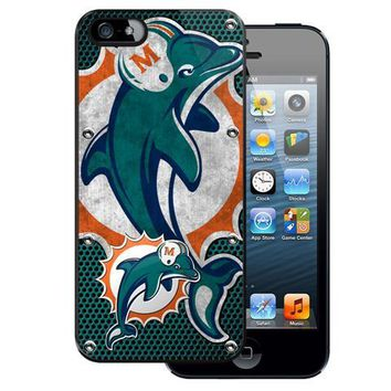 NFL Iphone 5 Case Miami Dolphins