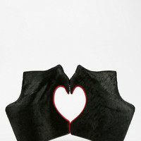 Urban Outfitters - Jeffrey Campbell Luv U Floating Heel Ankle Boot