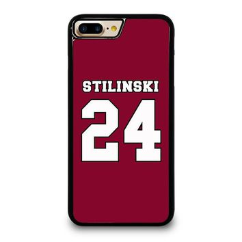 TEEN WOLF STILINSKI 24 iPhone 4/4S 5/5S/SE 5C 6/6S 7 8 Plus X Case