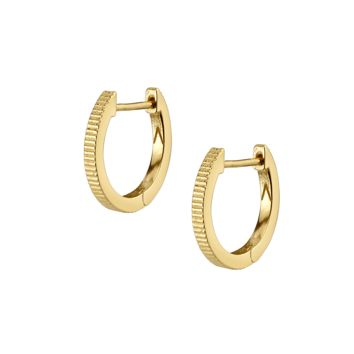 Harmonia FINE Hoop Earrings