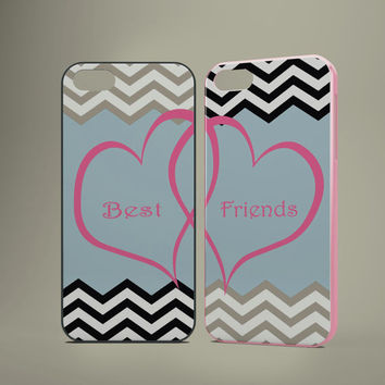BFF iPhone 6 Case,Best Friends Case,BFF iPhone 5 Case,iPhone 6 Plus Case,iPhone 5c Case,Couple iPhone Case,Best Friends Cover