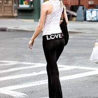 The Limited Edition Most-Loved Yoga Pant - Victoria's Secret