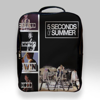 Backpack for Student - 5 Seconds of Summer Band Bags