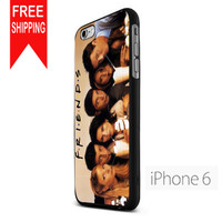 Friends Tv Show TMN iPhone 6 Case