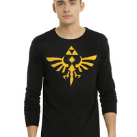 The Legend Of Zelda Triforce Intarsia Sweater