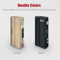 Electronic Cigarettes ELE Star Box Mod Kits E-cigarette 80W Vape Mods E Hookah Starter Kit Vaporizer Pen 18650 Battery Mod