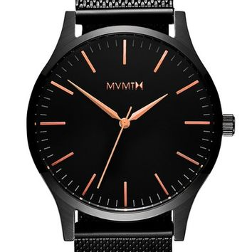 MVMT The 40 Mesh Strap Watch, 40mm | Nordstrom