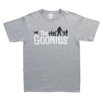 LMFXT3 OFFICIAL The Goonies - Movie Logo T-shirt NEW LICENSED Merch ALL SIZES Mens t Shirts Short Sleeve Trend Clothing top tee