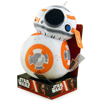 Star Wars The Force Awakens 10 Inch Plush BB-8