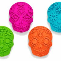 Skull Cookie Cutters, Day of the Dead Cookies, Sweet Spirits