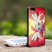 My Little Pony - For iPhone 4,4S Black Case Cover