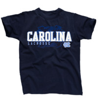 North Carolina Lacrosse Youth Tee | Lacrosse Unlimited