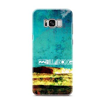 Billabong Surf Artwork Clothing Samsung Galaxy S8 | Galaxy S8 Plus Case