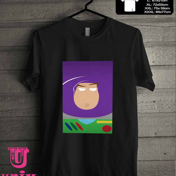 Minimalistic Buzz Lightyear T-Shirt for man shirt, woman shirt **
