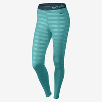 NIKE PRO HYPERWARM COMPRESSION EMBOSSED