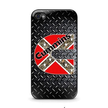 CUMMINS 5 iPhone 4 / 4S Case Cover