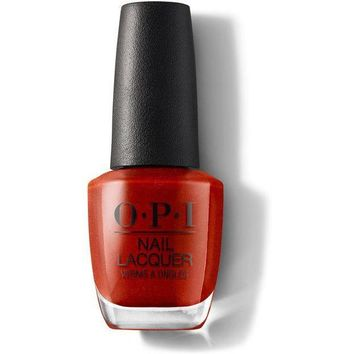 OPI Nail Lacquer - Now Museum, Now You Dont 0.5 oz - #NLL21