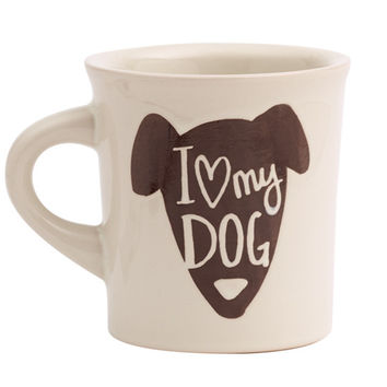 Ore' Originals Happy Products - Cuppa This Cuppa That® Mug - I Love My Dog