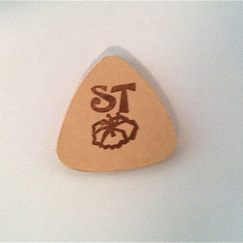 Real Leather Instrument Pick (6/pk)