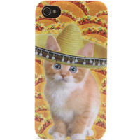 With Love From CA Cat Sombrero iPhone 4/4S Case at PacSun.com