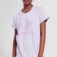 adidas Tie-Dye Trefoil Tee | Urban Outfitters
